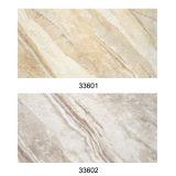 300x600mm Diseño de inyección de tinta de piedra de la cultura mosaico de pared exterior acristalada