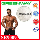 Suplemento químico farmacêutico Sr9009 a Sarms do pó para o Bodybuilding