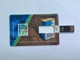 Affaires Webkey par la carte de crédit, clé bon marché de Web du papier USB