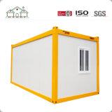 집이 현대 단순한 설계 빛 강철 Prefabricated 콘테이너에 의하여 집으로 돌아온다