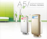 FCC van het ontwerp de Torenhoge Zuiveringsinstallatie Ionizer van de Lucht
