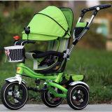 Triciclo del bebé del triciclo de los niños del triciclo de 2017 nuevos para la venta