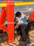 Usine experte des cages de cage/mer de poissons