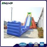 PVC標準的な波プールが付いている膨脹可能な水スライド