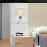 El calor vender Lampara de pared Lámpara de noche lámpara dormitorio creativos