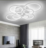 リモート・コントロール居間の寝室の現代アクリルLEDの天井灯