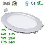 Runde LED Instrumententafel-Leuchte des Innengebrauch-