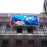 Farbenreicher im Freienbekanntmachen IP65 LED-Bildschirm P4