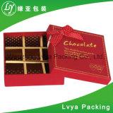 Crear el rectángulo de papel plegable del conglomerado para requisitos particulares de la impresión de Cmyk