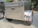 Chariots de vente de scooter de tricycle de crême glacée (SHJ-HS120)