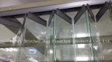 Belüftung-weiches faltendes Vorhang-Montage-Befestigungsteil-Klappvorrichtung-System mit Riemenscheibe und Haken