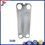 Placa igual de Ss304/Ss316L Sondex S100 para el cambiador de calor de la placa con precio de fabricante
