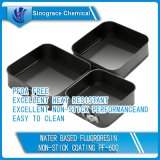 Eco-Friendly Fluororesin Non Stick Coating