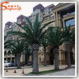 최신 판매 호텔 훈장을%s 인공적인 강철 대추 야자 나무