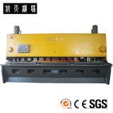 Fazer à máquina de corte hidráulico do CNC da placa de aço