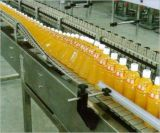Macchina di rifornimento della spremuta in bottiglie dell'animale domestico