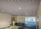 Aluminum Grill天井によるレストランの天井の装飾の建築材料