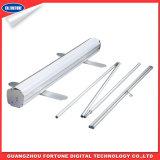 Boa qualidade Clip Cross Bar Alumínio Roll up Stand
