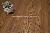 Matt Brown UV Ash parquet en bois solide