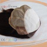 Migliore tipo di vendita parrucca non trattata della parte anteriore del merletto di colore dei capelli di Remy del Virgin