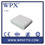 1ge ONT GPON FTTH FTTx módem de fibra óptica