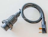 Кабель шнура замены для сушильщика пара 15-Cycle франтовского электрического