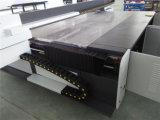 Machine d'impression UV en verre organique de grand format pour annoncer la compagnie
