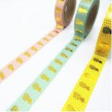 Variërt Gekleurde Hete het Stempelen Folie voor het Plastic Leer van het Document