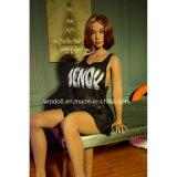 男性のための5FT6inchシリコーンの性愛人形の大人の人形