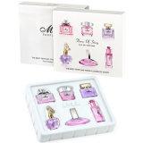 5ml mini Draagbaar Parfum voor Dame Makeup en 6PCS een Reeks