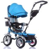 Triciclo para crianças com triciclo para bebê 3CCC