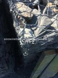 Überzogener Gabion sechseckiger Draht Sailin Belüftung-