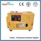 Silent 8 квт генератора 10 ква портативный источник питания дизельных генераторных установках