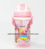 370ml BPA liberano la bottiglia di acqua di plastica del capretto dei bambini dell'allievo, la salute ed i prodotti di protezione dell'ambiente