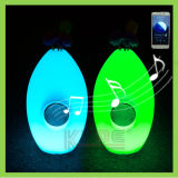 Bouteille de haut-parleur Bluetooth Conception lampe de table sans fil