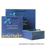 La moda de alta calidad bolsa de papel de regalo
