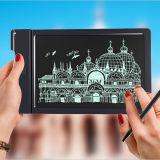 Les tampons de mémoire dénomment et des arrivées neuves de la tablette 2017 électroniques d'écriture d'affichage à cristaux liquides d'écran LCD