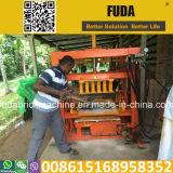 Máquina hidráulica Qt4-30 del bloque del motor diesel