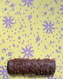 Ferramentas de papel de parede em relevo para o rolo de pintura de padrão de decoração de parede