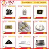 [جينزي] عالة معدن علامة تجاريّة لوحة, معدن حرف علامة تجاريّة لأنّ حقيبة يد ولباس