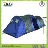 Grosse Familien-kampierendes Zelt mit Wohnzimmer und Schlafzimmer