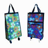 Brand New 2 sac de shopping à roues chariot de supermarché