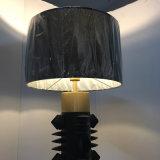 Lampe de table en résine de style unique lampe de table en résine