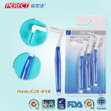 Perfezionare 7 spazzola/Toothbrush Interdental a forma di L