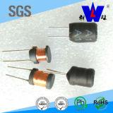 Noyau tambour inducteur, Radial inductance, inductance, Vertical Type d'inductance