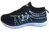 Un design classique Fly tricoter des chaussures de sport chaussures running