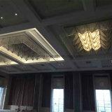 호텔 프로젝트를 위한 현대 디자인 수정같은 샹들리에