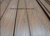 Profil en bois en aluminium personnalisé d'extrusion des graines