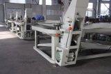 매트리스 기계를 위한 가장자리 기계 (자물쇠 스티치, 사슬 스티치)를 끈으로 엮으십시오