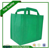Einfache Art-Form-nicht gesponnene Gewebe-Einkaufstasche